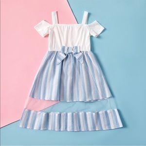 New adorable cold shoulder dress